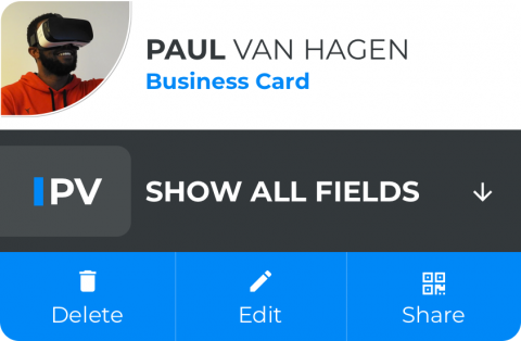 Pauls Business Card